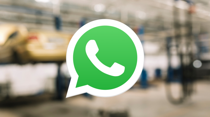 whatsapp ultracarweb na oficina